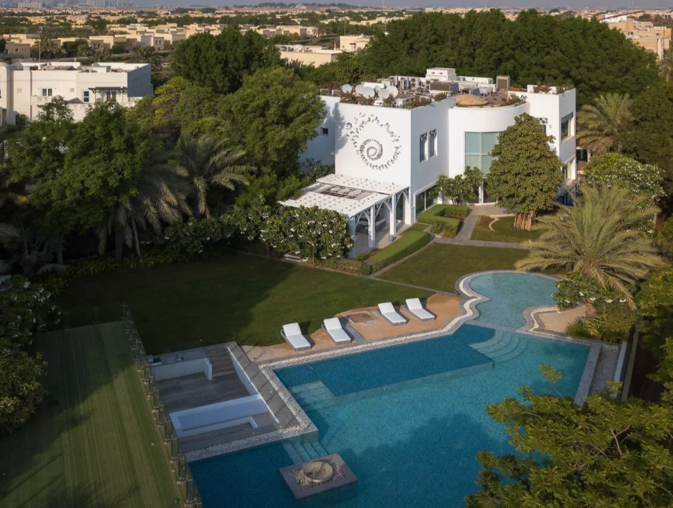 sector h emirates hills